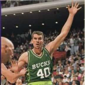 Frank Brickowski is listed (or ranked) 15 on the list The Best San Antonio Spurs Power Forwards of All Time