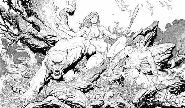 Frank Cho is listed (or ranked) 3 on the list The Most Underrated Artists in Comics