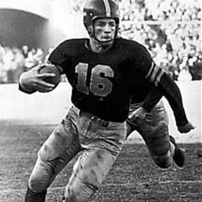 Frank Gifford is listed (or ranked) 18 on the list The Best USC Trojans Players of All Time
