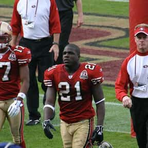 Frank Gore is listed (or ranked) 4 on the list The Best NFL Running Backs of the 2010s