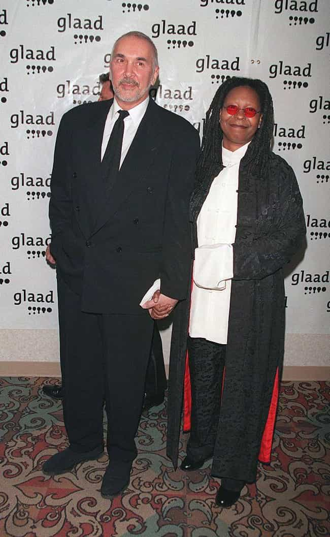 Frank Langella is listed (or ranked) 2 on the list Men Who Whoopi Goldberg Has Dated