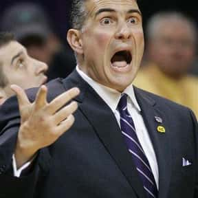 Frank Martin is listed (or ranked) 4 on the list The Most High Strung Coaches in College Sports