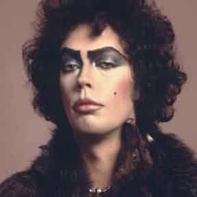 Frank N. Furter is listed (or ranked) 8 on the list Fictional Characters Named Frank