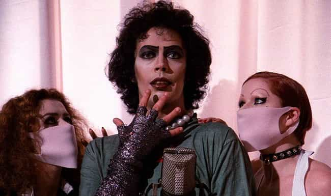 Frank N. Furter is listed (or ranked) 3 on the list Which Tim Curry Character Are You, Based On Your Zodiac Sign?