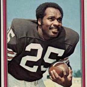 Frank Pitts is listed (or ranked) 24 on the list The Best Cleveland Browns Wide Receivers of All Time