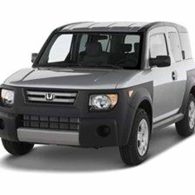 2008 Honda Element is listed (or ranked) 2 on the list The Best Honda Elements of All Time