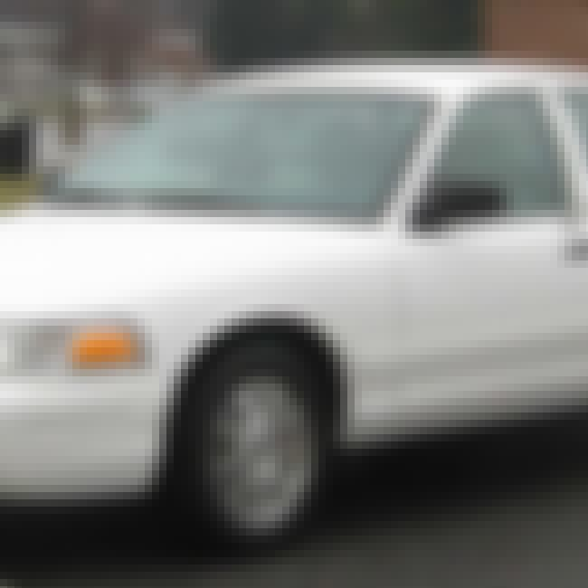 2003 Ford Crown Victoria is listed (or ranked) 1 on the list List of 2003 Fords
