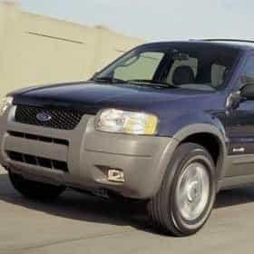 2003 Ford Escape SUV 4WD