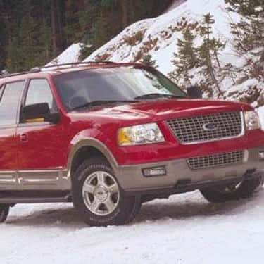 2003 Ford Expedition SUV 4WD