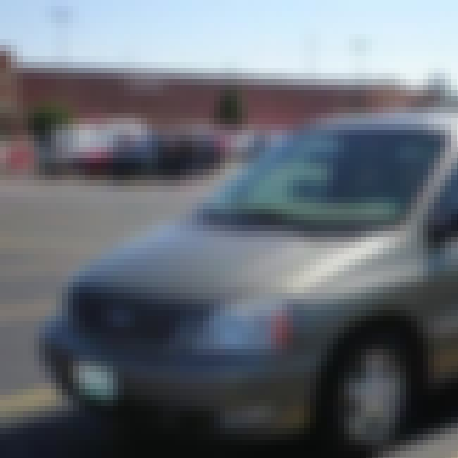 2004 Ford E250 is listed (or ranked) 4 on the list List of 2004 Fords