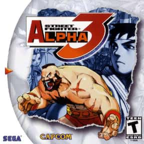 Street Fighter Alpha 3 is listed (or ranked) 14 on the list The Best Fighting Games of All Time