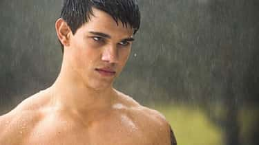 'Twilight': Jacob is listed (or ranked) 2 on the list Other Guys From Movies Who Never Should Have Lost The Girl