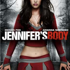Jennifer's Body is listed (or ranked) 15 on the list The Best 2000s Vampire Movies