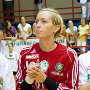 Katrine Lunde is listed (or ranked) 6 on the list List of Famous Handball Players