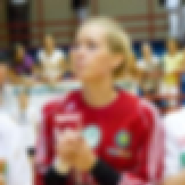 Katrine Lunde Haraldsen is listed (or ranked) 6 on the list List of Famous Handball Players