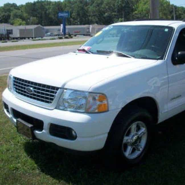 2004 Ford Explorer SUV X... is listed (or ranked) 2 on the list The Best Ford Explorers of All Time