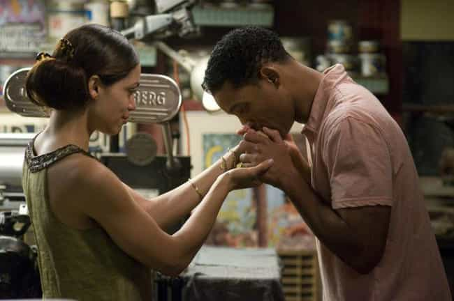 Seven Pounds is listed (or ranked) 3 on the list Oscar Bait Movies That Utterly Failed To Bait Any Oscars