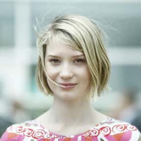 Mia Wasikowska is listed (or ranked) 14 on the list In Treatment Cast List