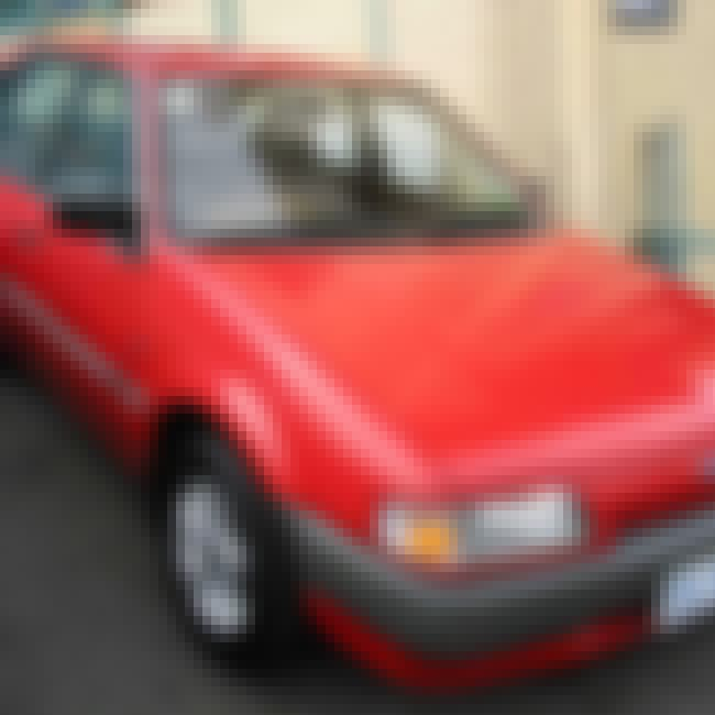 1986 Ford Laser is listed (or ranked) 2 on the list List of Popular Ford Lasers