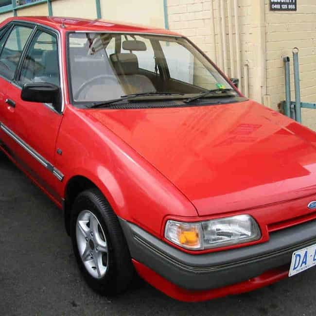 1986 Ford Laser is listed (or ranked) 1 on the list The Best Ford Lasers of All Time