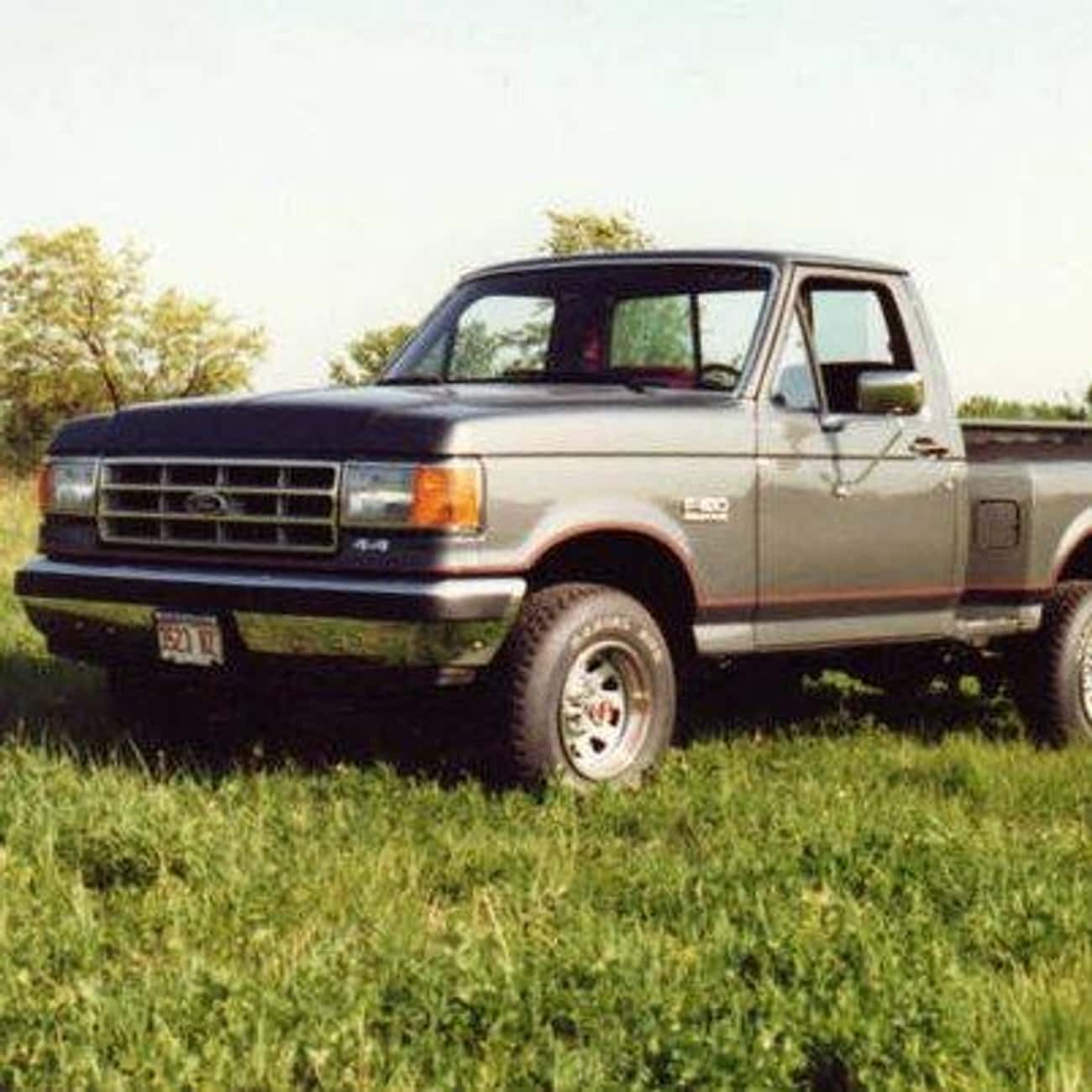 1987 Ford Courier is listed (or ranked) 1 on the list List of Popular Ford Pickup trucks