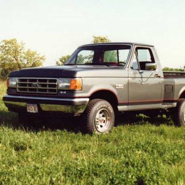 1987 Ford Courier is listed (or ranked) 2 on the list List of Popular Pickup trucks