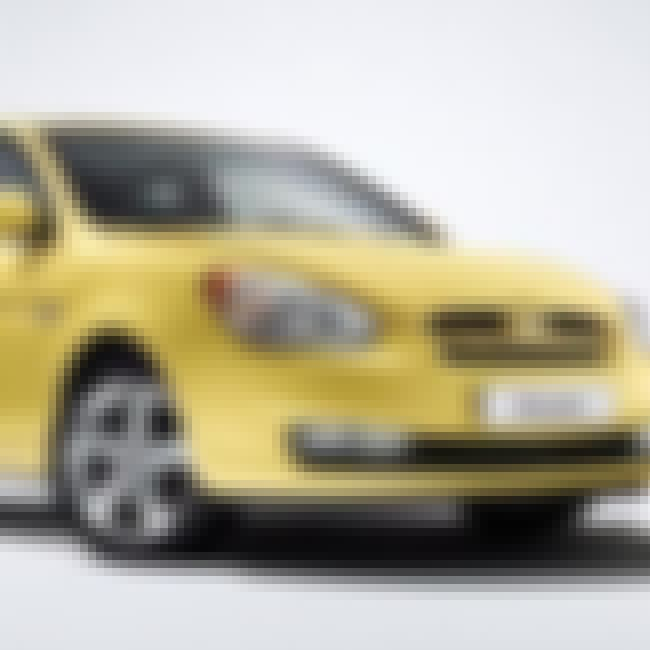 2008 Hyundai Accent Hatchback is listed (or ranked) 3 on the list List of Popular Hyundai Accents