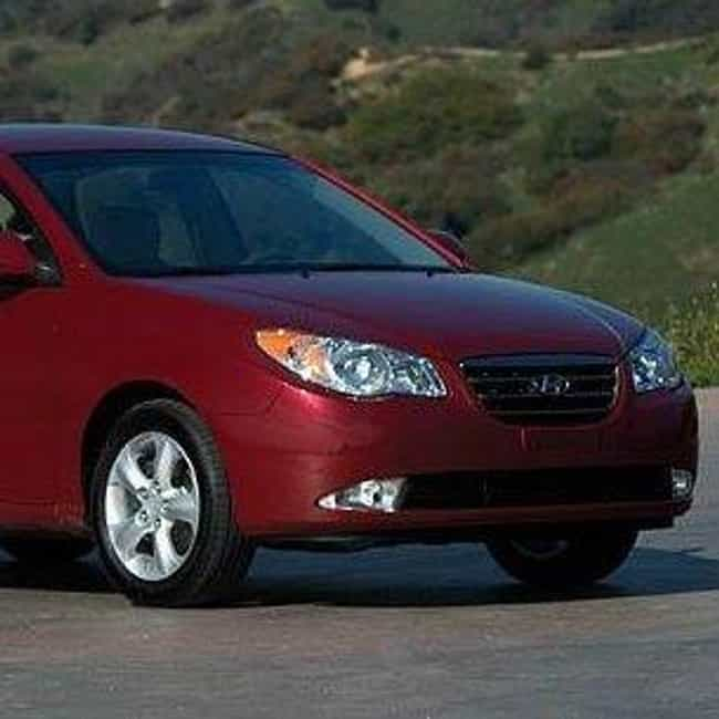 2008 Hyundai Elantra is listed (or ranked) 1 on the list The Best Hyundai Elantras of All Time