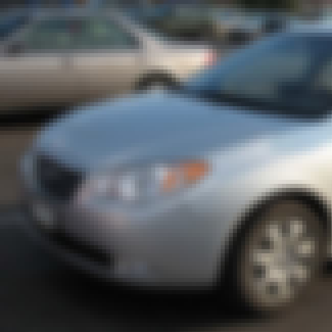 2007 Hyundai Elantra is listed (or ranked) 4 on the list The Best Hyundai Elantras of All Time