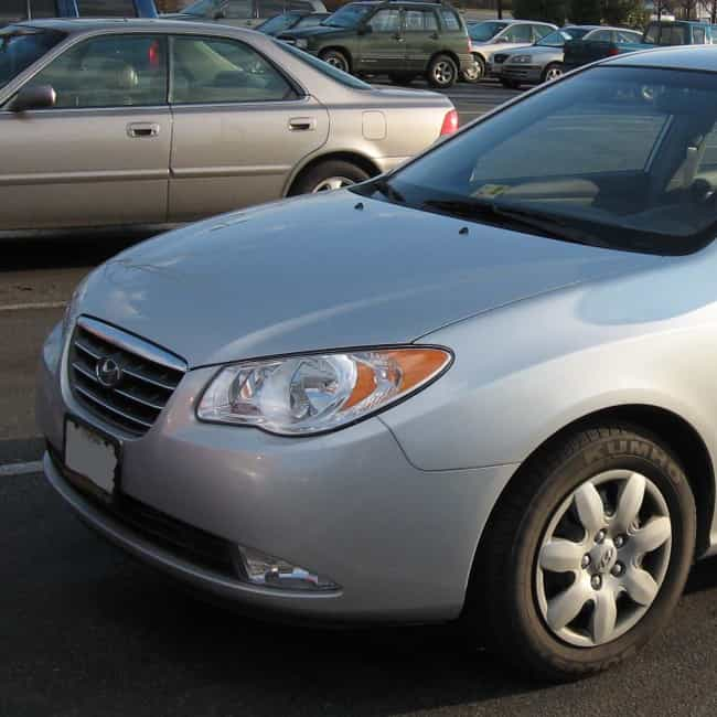 2007 Hyundai Elantra is listed (or ranked) 3 on the list The Best Hyundai Elantras of All Time