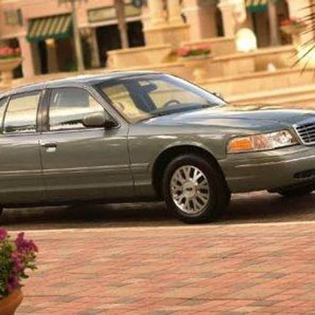 2005 Ford Crown Victoria Sedan... is listed (or ranked) 2 on the list List of 2005 Fords