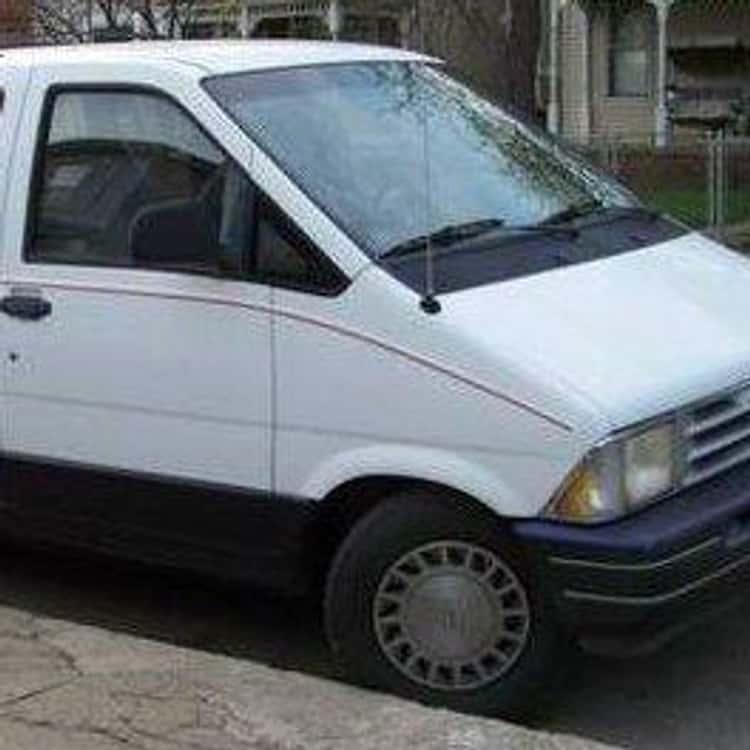 1993 Ford Aerostar Minivan