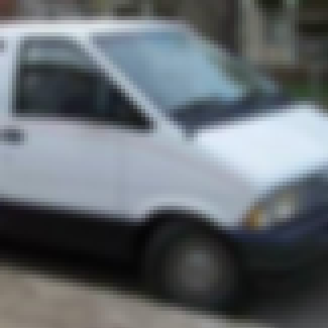 1993 Ford Aerostar Minivan is listed (or ranked) 2 on the list The Best Ford Aerostars of All Time