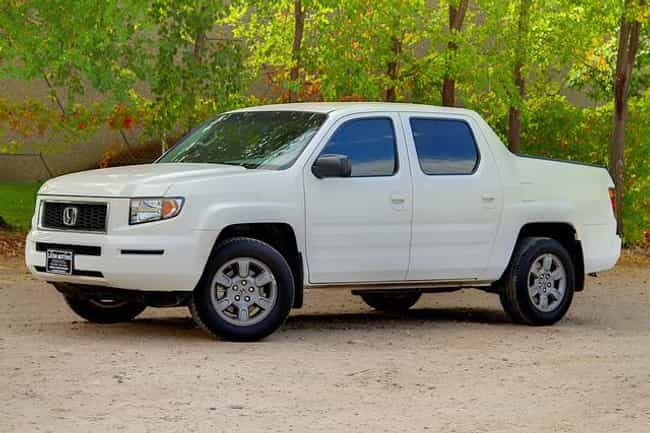 2007 Honda Ridgeline is listed (or ranked) 3 on the list The Best Honda Ridgelines of All Time