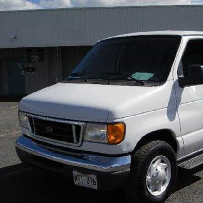 2005 Ford E150 Van is listed (or ranked) 4 on the list List of 2005 Fords