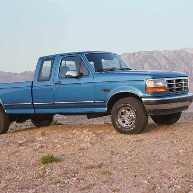1994 Ford F150 Pickup 4W... is listed (or ranked) 2 on the list The Best Ford F-Series of All Time