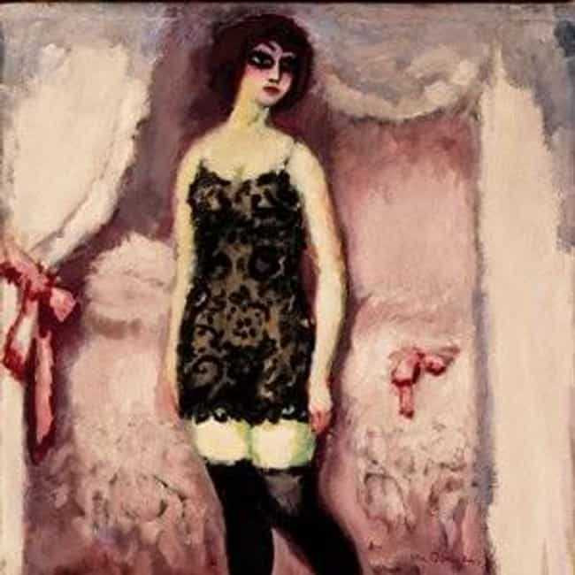La chemise noire (The Bl... is listed (or ranked) 2 on the list Famous Kees van Dongen Paintings