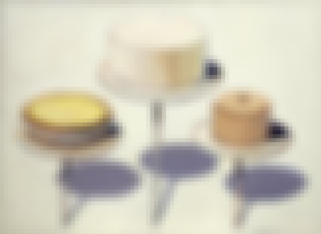 Display Cakes is listed (or ranked) 2 on the list Famous Wayne Thiebaud Paintings