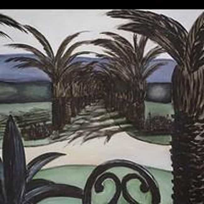Landschaft, Cannes (Land... is listed (or ranked) 4 on the list Famous Max Beckmann Paintings