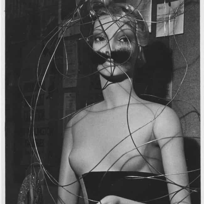 Mannequin de Man Ray is listed (or ranked) 4 on the list Famous Man Ray Photography