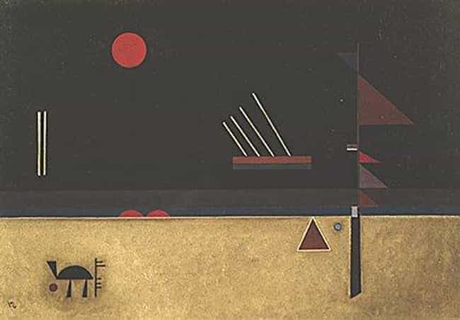 Braunlich (Brownish) is listed (or ranked) 2 on the list Famous Wassily Kandinsky Paintings