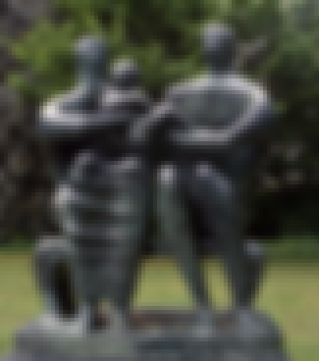 Family Group is listed (or ranked) 1 on the list Famous Henry Moore Sculptures