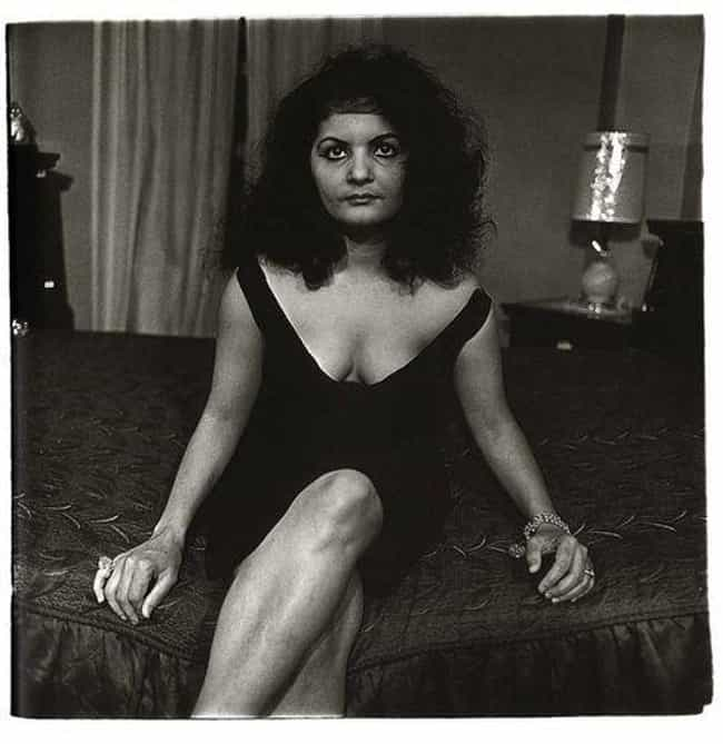 A Puerto Rican Housewife, NYC is listed (or ranked) 2 on the list Famous Diane Arbus Photography