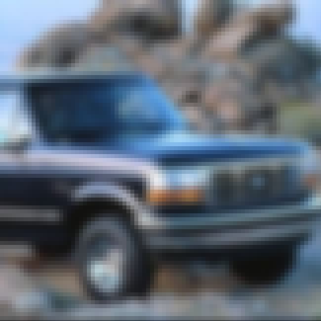 1994 Ford Bronco is listed (or ranked) 4 on the list The Best Ford Broncos of All Time