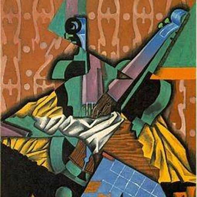 Abstraction is listed (or ranked) 1 on the list Famous Juan Gris Paintings
