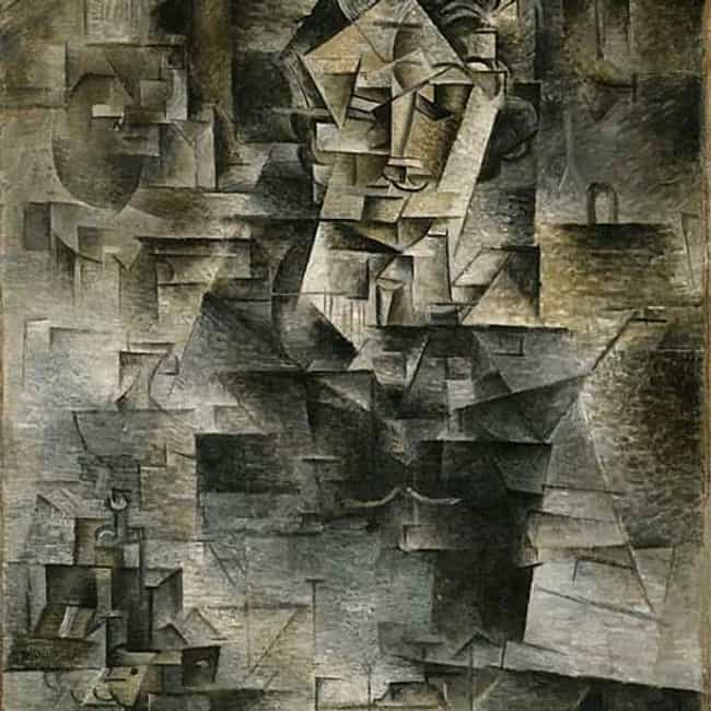 Daniel-Henry Kahnweiler is listed (or ranked) 1 on the list Famous Cubism Artwork