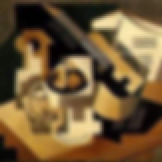 Guitar and Compote is listed (or ranked) 6 on the list Famous Juan Gris Paintings