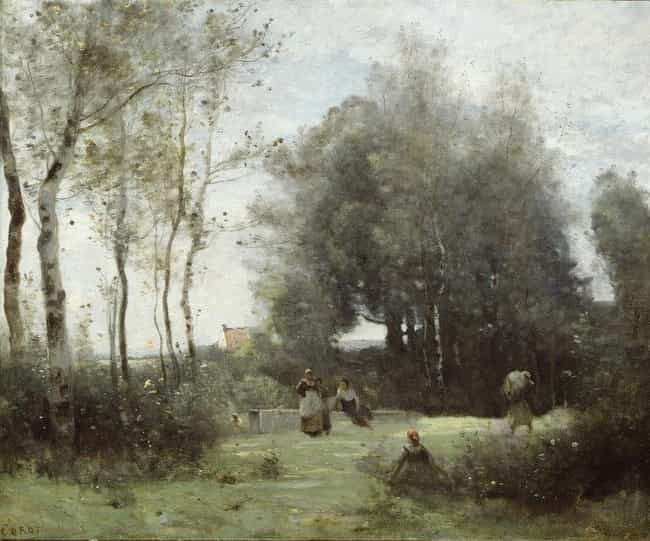 Arleux-Palluel, The Brid... is listed (or ranked) 1 on the list Famous Jean-Baptiste Camille Corot Paintings