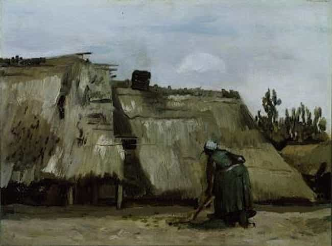A Peasant Woman Digging ... is listed (or ranked) 1 on the list Famous Peasant Art