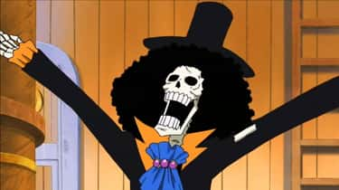 Taurus (April 20 - May 20): Br is listed (or ranked) 2 on the list Which 'One Piece' Character Are You, Based On Your Zodiac Sign?